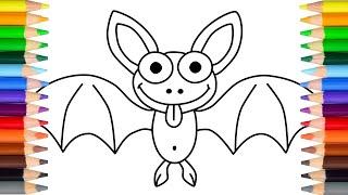 Tekenen En Zo Halloween.Hoe Teken Je Een Vleermuis Pixelmasterdesign