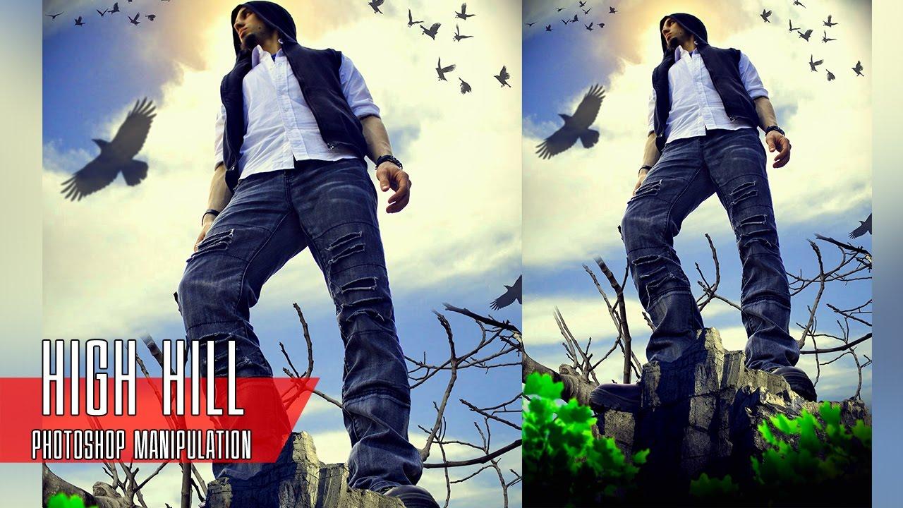 Poster design jeans - Photo Effects Poster Design Photoshop Manipulation Tutorial