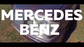 Mercedes Benz w124 .  Немецкое Лухари до 500 тысяч .  LightdriveTV