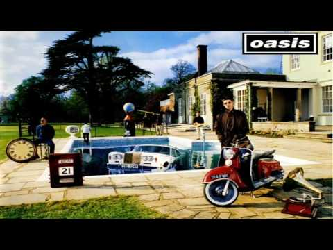 Oasis - Be Here Now - 1997 (FULL ALBUM)