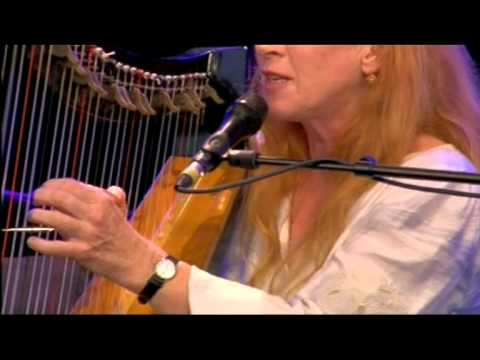Loreena McKennitt live @ cambridge folk festival 2012 celtic Vocal HQ.
