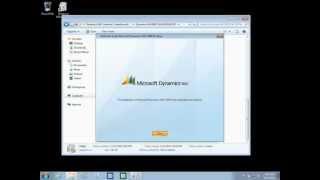 Microsoft Dynamics NAV 2009 - Installing SQL Component