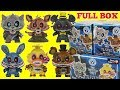 FNAF FIVE NIGHTS AT FREDDY'S The Twisted Ones + Sister Location Mystery Minis Funko