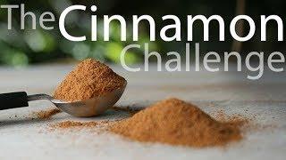 Challenge Joseph - Cinnamon Challenge thumbnail