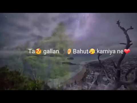 mil ke baithange song amrinder gill 30 sec whatsapp status