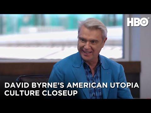 David Byrne's American Utopia (2020): Spike Lee and David Byrne (Culture Closeup)   HBO