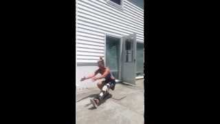 Healthy Side Pistol Squat - Post ACL Reconstruction