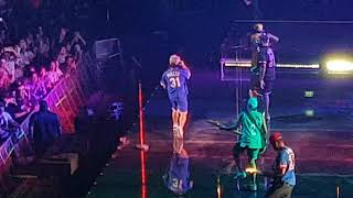 Finesse - BRUNO MARS (BRUNO MARS 24K MAGIC LIVE IN BANGKOK 2018)