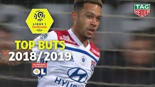 Top 3 buts Olympique Lyonnais   saison 2018-19   Ligue 1 Conforama