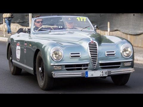 ALFA ROMEO 6C 2500 SS CABRIOLET PININFARINA | 2015 HQ
