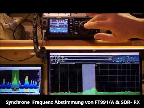 Interface SwissUnit with FT991/A & SDR- RX QS1R & Antennensplitter