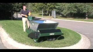 Mete-r-matic Top Dresser