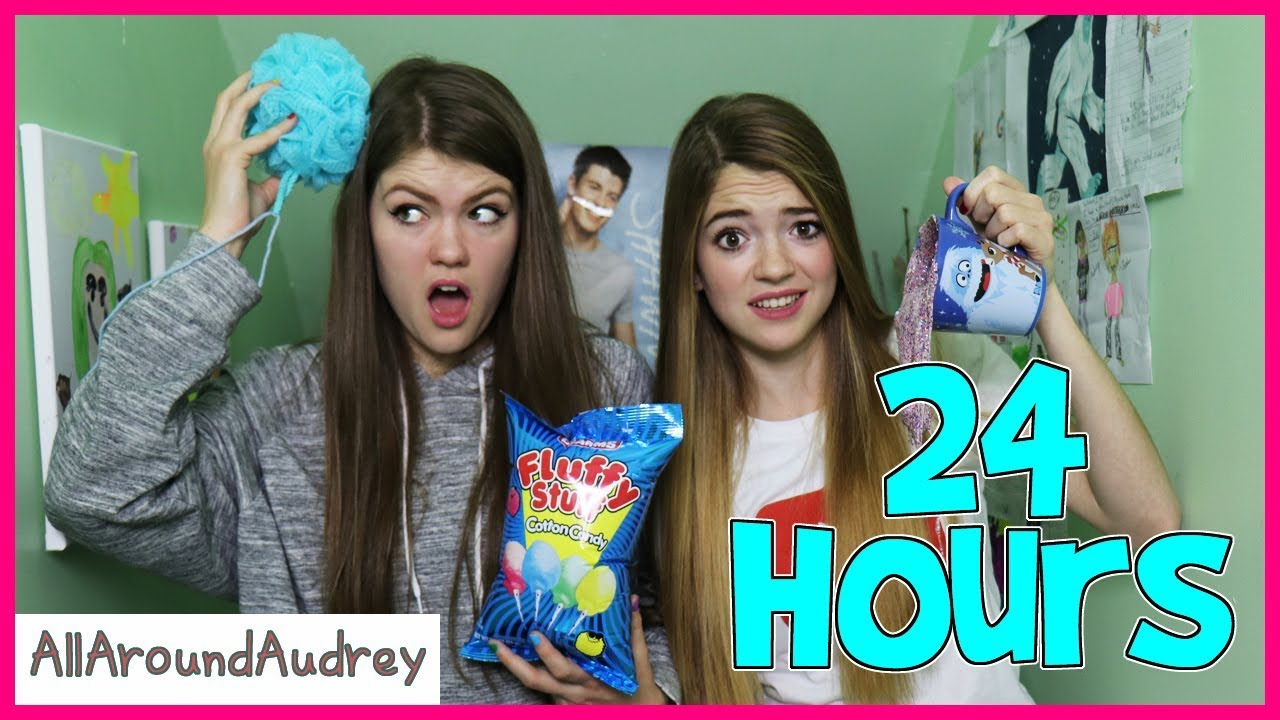 24 Hours In Gertie and Therma's Closet / AllAroundAudrey