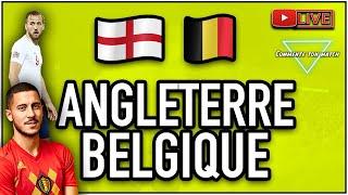 🗣 DIRECT / LIVE -  🏴 ANGLETERRE - BELGIQUE 🇧🇪 ( england belgium ) - NATIONS LEAGUE