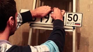 Наклейки на номера против камер ГИБДД - как не платить штрафы(, 2013-10-13T19:56:48.000Z)