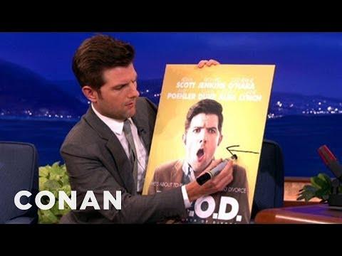Adam Scott's DongFriendly Movie Poster