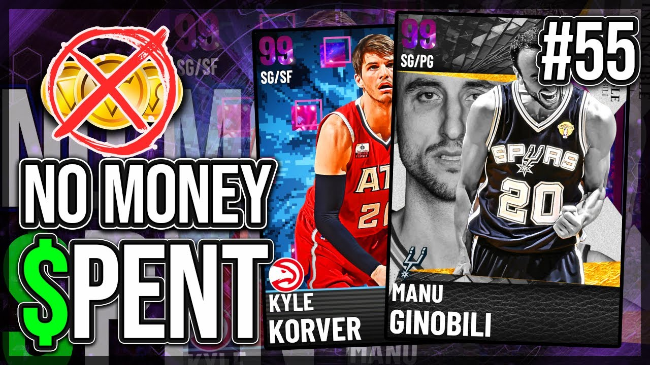THIS INVINCIBLE SNIPE EXPOSED ME AS A FRAUD........ NO MONEY SPENT #55 - NBA 2k21 MyTEAM
