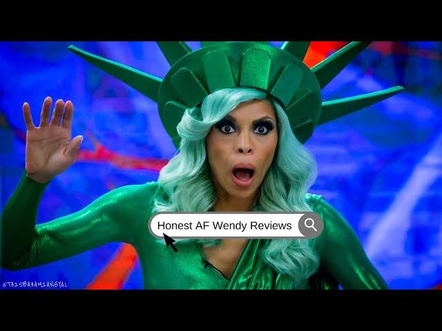 Wendy Williams The Movie Review | Wendy Williams | Wendy Williams Lifetime | This Bahamian Gyal