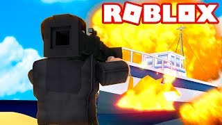 VI 'DEL'GGER ROBLOX! - Roblox Simulador de Destrucción Dansk Ep 1
