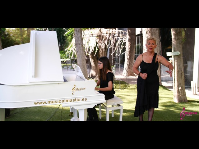 Salve Rociera soprano Musica Bodas Murcia