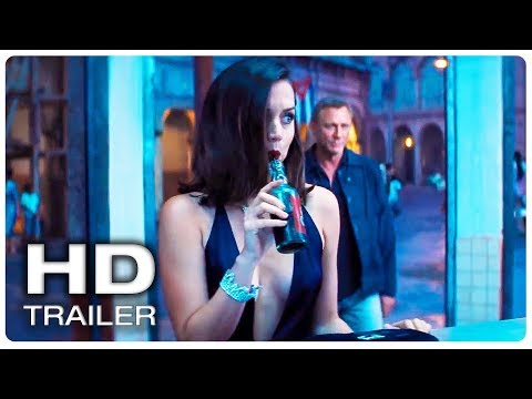 "JAMES BOND 007 NO TIME TO DIE ""TeamUp"" Trailer #3 (NEW 2020) Daniel Craig Action Movie HD"