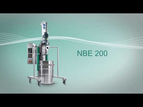 Netzsch Pumps and Systems - Barrel Emptying Unit