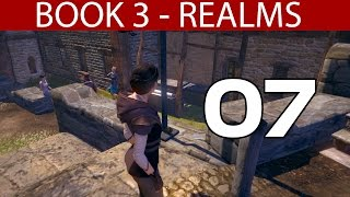 "Dreamfall Chapters Book 3 Realms - Part 7 ""Zoe in Marcuria"" Walkthrough 1080p60fps PC"