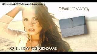 Demi Lovato Skyscraper Karaoke HD