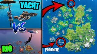 I Accidentally Got 100 Fans to Compete by ONLY Landing at the RICKETY RIG & YACHT! (i messed up)