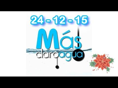 Más Claro Agua 24/12/15 Pedro Sánchez vs Susana Díaz. ¿Quien tiene el control?.