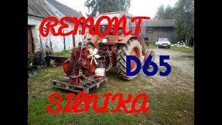Remont silnika Jumz D65 M