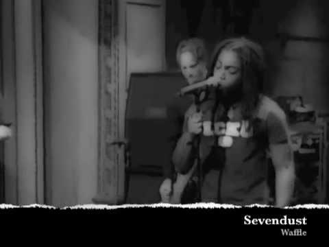 Sevendust - Live - Waffle