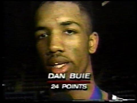 "Harrisburg vs Reading ""1991 District Final"" Donyell Marshall vs Dan Buie & Robert Tate (Lost Tapes)"
