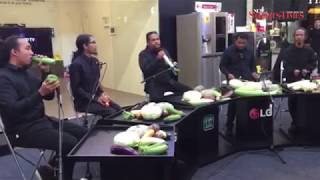LG Electronics plays conductor for Malaysian Vegetable Orchestra