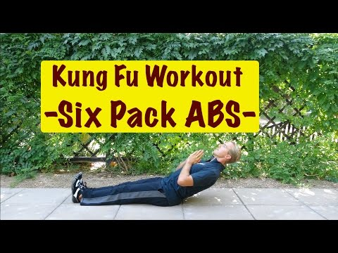 Epic Martial Arts Workout 4 of 4 – SIX PACK ABS