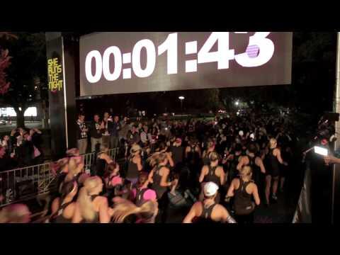 'She Runs The Night' by Nike Australia