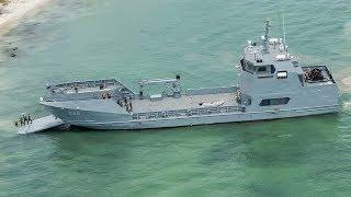 Buque de Desembarco Anfibio BDA - Armada Colombia - Cotecmar