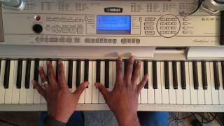 Octave Minds featuring Chance The Rapper - Tap Dance (1800 Tequila Commercial) piano tutorial - Stafaband