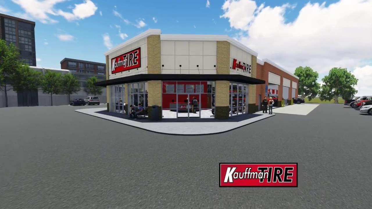 Kauffman Tire Rome Grand Opening Tv Commercial Youtube
