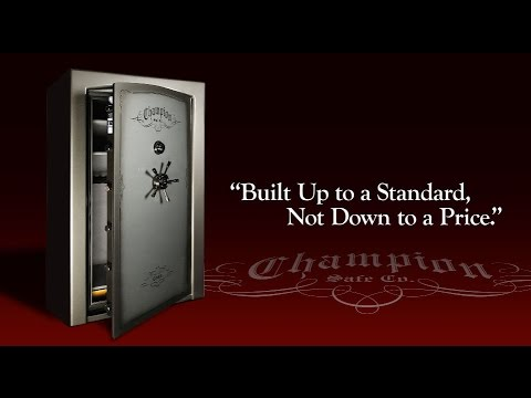 Champion Builds a Better Safe