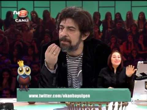 3 Mart 2012 Okan Bayülgen ile Disko Kralı Konuk Atilla TAŞ TV8 Tek Parça