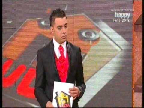 Luda kuca na TV happy17 07 14