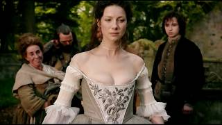 Outlander Чужестранка  Пока мы любимы Клэр и Джейми