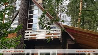 Монтаж крыши в Москве и Подмосковье