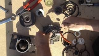 Главный тормозной кран зил-камаз