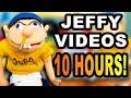 Gambar cover 10 hours jeffy marathon