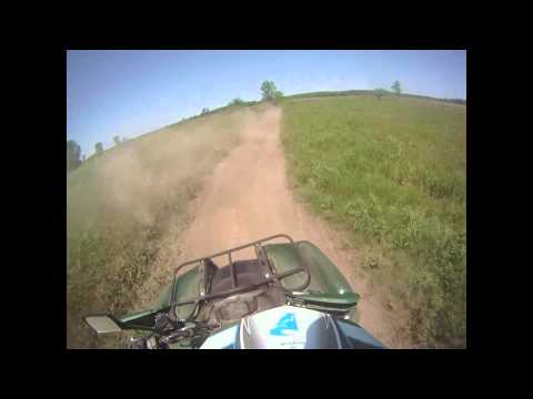 Richard Bong State Recreation Area - ATV 6/5/11