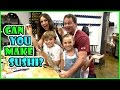 What Happens When Kids Get A Knife? | We Are The Davises video