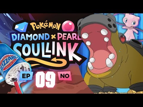 """Pokemon Diamond & Pearl Soul Link Randomized Nuzlocke W/ Astroid EP 9 """"THEY CAN'T BE PAIRED!!"""""""