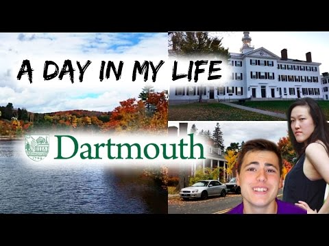 Day in My Life - Dartmouth College!